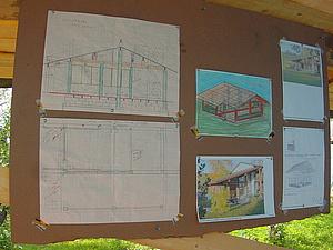 Строительство мастерской - шале 4. | Ярмарка Мастеров - ручная работа, handmade