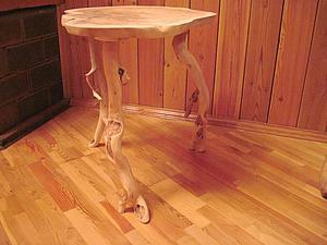 Устройство эксклюзивного журнального столика. Часть 5: финальная. Ярмарка Мастеров - ручная работа, handmade.
