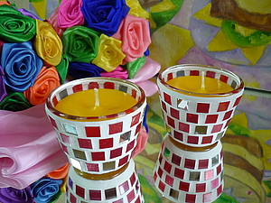Снижение цен на свечи! | Ярмарка Мастеров - ручная работа, handmade