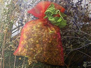Ароматные мешочки: использование трав. Ярмарка Мастеров - ручная работа, handmade.