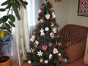 Новогоднее настроение   Ярмарка Мастеров - ручная работа, handmade