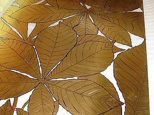 Золотые каштаны в интерьере. | Ярмарка Мастеров - ручная работа, handmade