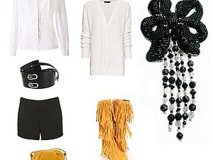 С чем носить бисерные украшения - Модный бисер (часть 3) | Ярмарка Мастеров - ручная работа, handmade
