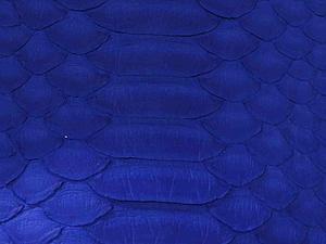 Немного об уходе за кожей питона | Ярмарка Мастеров - ручная работа, handmade