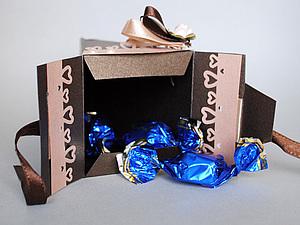 В роли шоколатье | Ярмарка Мастеров - ручная работа, handmade
