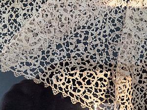 Венецианское кружево в Рязанском художественном музее | Ярмарка Мастеров - ручная работа, handmade