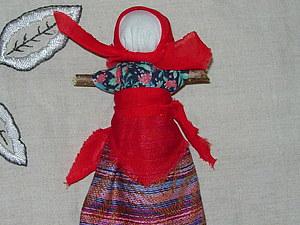 06 октября  - занятие по курсу: Народная кукла 2,  м.Беляево | Ярмарка Мастеров - ручная работа, handmade