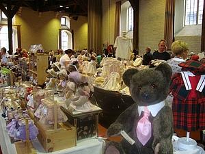 Выставка кукол и мишек в Брюгге 17-18 августа 2013 года | Ярмарка Мастеров - ручная работа, handmade