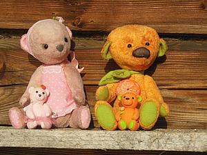 Архив мишек Тедди и их друзей   Ярмарка Мастеров - ручная работа, handmade