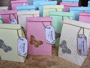 Пакетики со сладким угощением для друзей из детского сада в честь 3-х летия сына!!! | Ярмарка Мастеров - ручная работа, handmade