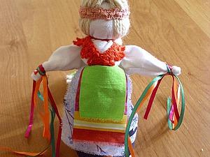 Желанница — кукла, исполняющая желания | Ярмарка Мастеров - ручная работа, handmade