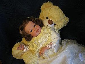 Малышка Ладушка-куклы реборн Инны Богдановой. | Ярмарка Мастеров - ручная работа, handmade