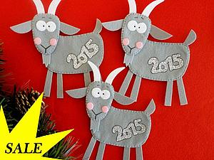 Скидка 15 % на новогодние товары. | Ярмарка Мастеров - ручная работа, handmade