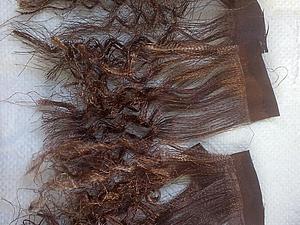Как быстро завить волосы для куклы. Ярмарка Мастеров - ручная работа, handmade.