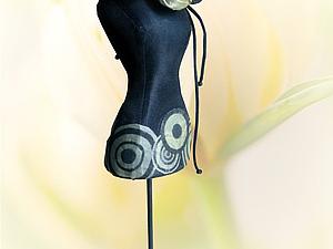 Мини-манекен | Ярмарка Мастеров - ручная работа, handmade
