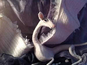 Ловцы забытых голосов Драконы   Ярмарка Мастеров - ручная работа, handmade