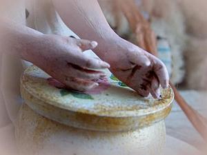 И вновь процесс )   Ярмарка Мастеров - ручная работа, handmade
