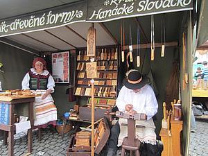 Ярмарка в маленьком городе Клатови.Чехия   Ярмарка Мастеров - ручная работа, handmade