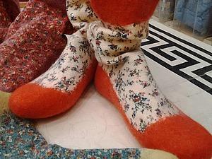 Весна. В Шкатулочке распустились первые носочки. | Ярмарка Мастеров - ручная работа, handmade
