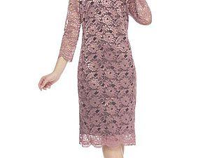 Обворожительное платье от LisFashion.   Ярмарка Мастеров - ручная работа, handmade