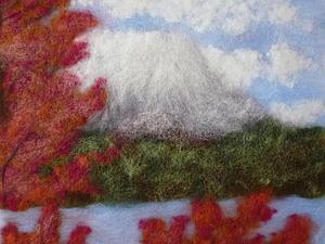 Момидзи Мацури - любование красными листьями клена. | Ярмарка Мастеров - ручная работа, handmade