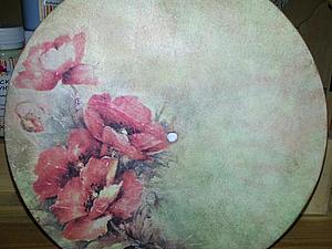 «Дымчатая Вуаль» художественный декупаж, нежные тени акрилом   Ярмарка Мастеров - ручная работа, handmade