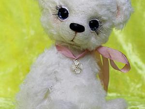 Весенний СКАЙП-мастер-класс по созданию вязаного медведя тедди! | Ярмарка Мастеров - ручная работа, handmade