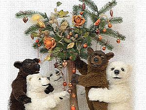 Merry Christmas!. Ярмарка Мастеров - ручная работа, handmade.