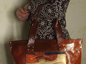 Как выглядят мои сумки. №2 | Ярмарка Мастеров - ручная работа, handmade