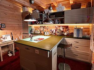 Обустройство домашней мастерской с несколькими функциональными зонами. Ярмарка Мастеров - ручная работа, handmade.