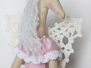 Ангел-лошадка для дочи | Ярмарка Мастеров - ручная работа, handmade