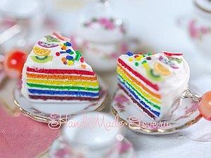 Ароматизированные сладости из полимерной глины   Ярмарка Мастеров - ручная работа, handmade
