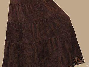 Акция ноября: скидка 10% + бесплатная доставка на юбку