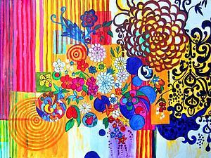 Участвую в отборе картин на выставку-аукцион №10   Ярмарка Мастеров - ручная работа, handmade