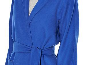 Последний отрез голубого цвета | Ярмарка Мастеров - ручная работа, handmade