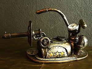 Голосуйте за мою Мототачанку! | Ярмарка Мастеров - ручная работа, handmade