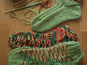Вяжем носки | Ярмарка Мастеров - ручная работа, handmade