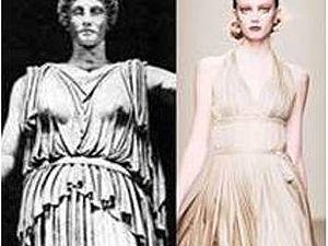 Древнегреческие образы в стилистике современной моды. часть 1 | Ярмарка Мастеров - ручная работа, handmade