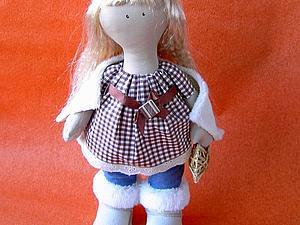 Большая кукла (занятие 1) | Ярмарка Мастеров - ручная работа, handmade