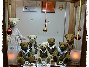Фотоотчёт о выставке Hello Teddy 2014 (часть 2)   Ярмарка Мастеров - ручная работа, handmade