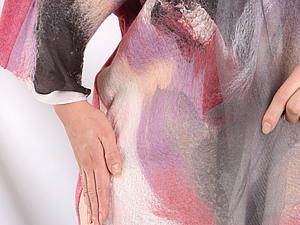 Практические советы по уходу за одеждой из войлока и шелка. Ярмарка Мастеров - ручная работа, handmade.