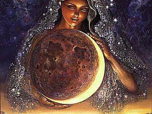Такая знакомая и такая неизведанная Луна. Часть 1: космическая. Ярмарка Мастеров - ручная работа, handmade.