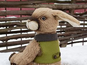 Немного о зайце Харви | Ярмарка Мастеров - ручная работа, handmade