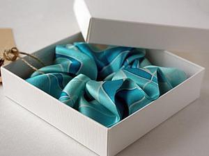 Остатки сладки, или Что можно сделать из остатков шелка. Ярмарка Мастеров - ручная работа, handmade.
