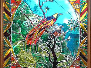 Распродажа росписи по стеклу | Ярмарка Мастеров - ручная работа, handmade