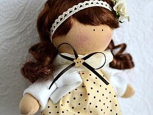 Кукла Тильда для детей. Кукла-малышка. Санкт-Петербург. | Ярмарка Мастеров - ручная работа, handmade