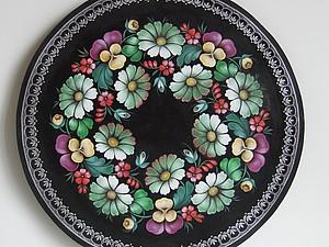 Жостовская роспись | Ярмарка Мастеров - ручная работа, handmade