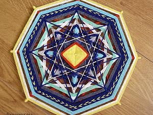 Плетение Мандалы, как шаг навтречу себе! | Ярмарка Мастеров - ручная работа, handmade
