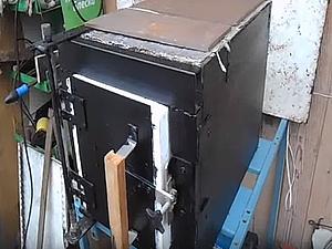 Оборудование кузницы. Печь для закалки своими руками. Ярмарка Мастеров - ручная работа, handmade.