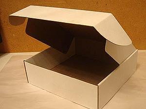 Можно ли отправлять бандероли и посылки не в фирменной упаковке почты России? Да! | Ярмарка Мастеров - ручная работа, handmade
